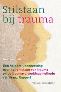 boekcover Stilstaan bij trauma